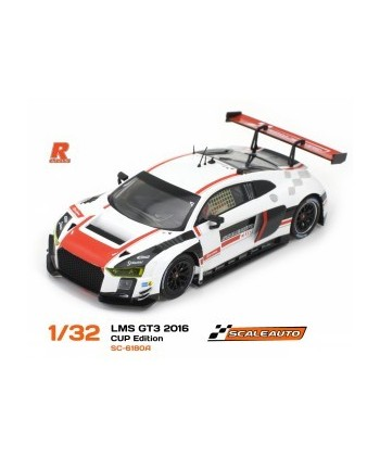 Lms Gt3 Cup Edition White Red R Version Aw