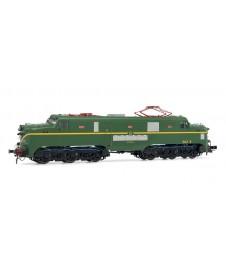 Locomotora Electrica Renfe 277 047-7 Verde Amarillo