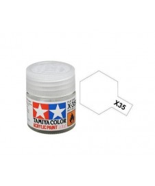X-35 Barniz Semi Gloss 10 Ml.