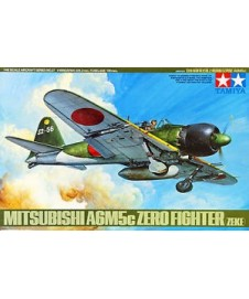 Mitsubishi A6m5c Zero Fighter