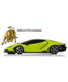 Lamborghini Centenario Verde Mantis Green