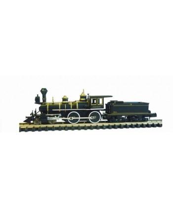 Locomotora Vapor Mza Madrid-zaragoza-alicante
