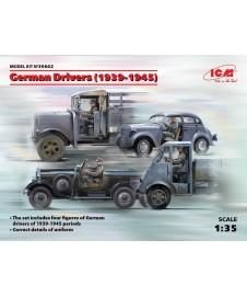 German Drivers Ii Ww