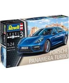 Coche Porsche Panamero Turbo