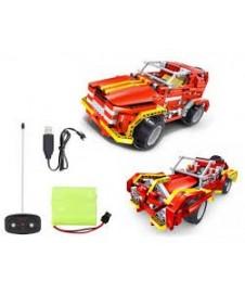 Vehiculo En Kit Tt. 2 En 1, Radio Contrl