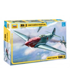 Soviet Fighter Yak-3