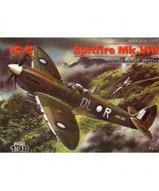Spitfire Mk Viii British Fighter