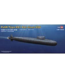 Plan Tipe 091 Han Class Ssn