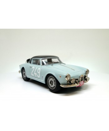 Alfa Romero Giulieta Monte Carlo 61 Rtr