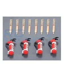 Extintor 4 Unds. Crawler