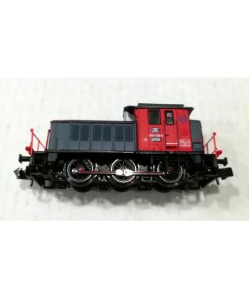 Locomotora Diesel 303, Roja Y Gris
