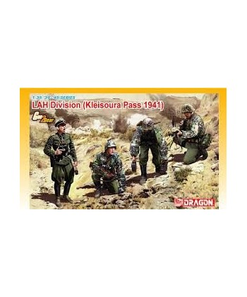 Lah Division Kleisoura Pass 1941