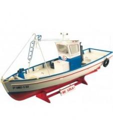 Barca De Pesca Del Mediterraneo ( Mi Lola)