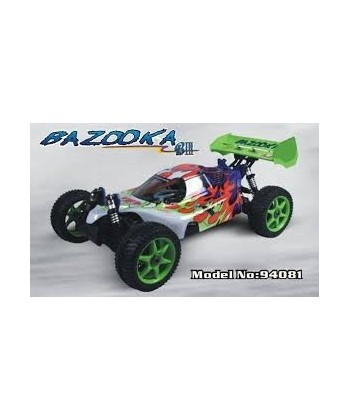 Buggy Tt. Gas 1/8 , Completo