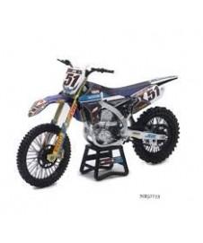Yamaha Yz450f Justin Barcia
