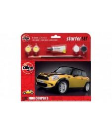Mini Cooper S Amarillo