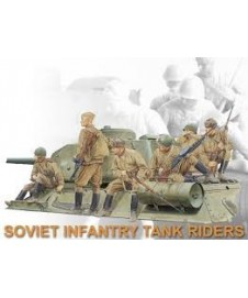 Soviet Infantry Tank Riders