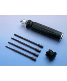 Atornillador Allen 4 En 1, 1,5, 2, 2,5 . 3mm
