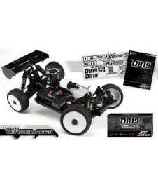 Buggy Competicion D819 Nitro