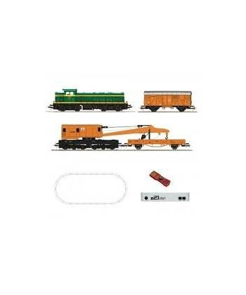 Set Digital H0 Z21 Loco Renfe Diesel