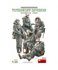 Totenkopf Division Kharkov 1943