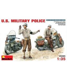 Motos + Figuras U.s. Military Police