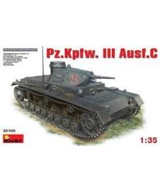 Tanque Pz. Kpfw. Iii Ausf.c