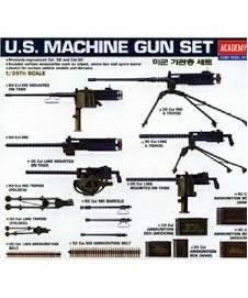U.s Machin4e Gun Set