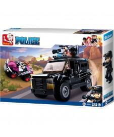 Police Ii Swat Truck