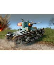 T-26 Soviet Calcas Españolas