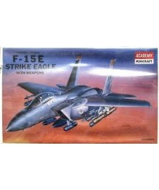 F-15E STRIKE EAGLE WITH WEAPON