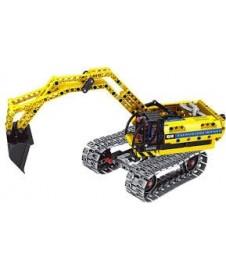 2 En 1 Excavadora Y Robot 342 P