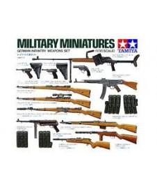 German Infantry Weapons Set