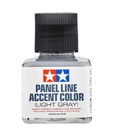 Panel Accent Gray