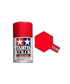 Spray Rojo Fluorescente