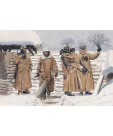 German Infantry Wachtmantel