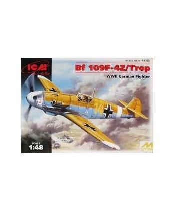 BF 109F-4Z/TROP
