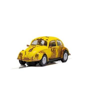 VW BEETLE RUSTY YELLOW