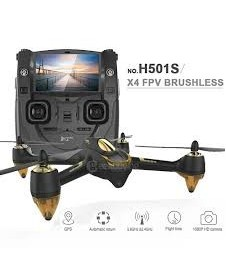 DONE HUBSAN X4 AIR STANDARD EDITION - NEGRO