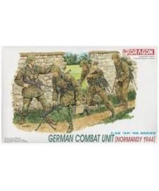 GERMAN COMBAT UNIT NORMANDY 1944