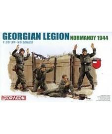GEORGIAN LEGION NORMANDY 1944