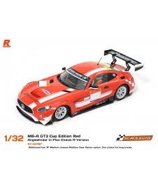MB-A GT3 CUP EDT. RED ANGLE FLEX CHASIS