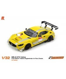 MB-A GT3 CUP EDT. YELLOW ANGLE FLEX CHASIS
