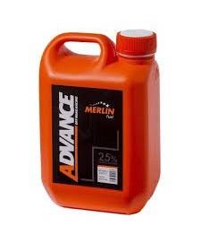 Combustible Advance 25 % Nitro, 2 Litros