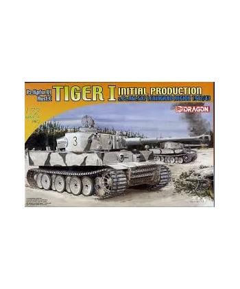 TIGER I Initial production Leningrado region 1942/43