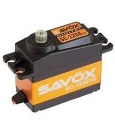 SERVO SAVOX BUGGY METAL 6V. 20 KG