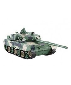 TANQUE GERMAN VERDE MARRON, CON BAT. Y CARGADOR