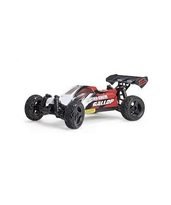 BUGGY 4WD ELECTRICO RTR 1/18. COMPLETO BAT LIPO