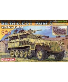 Sd. Kfz. 251 Ausf. C 2 IN 1