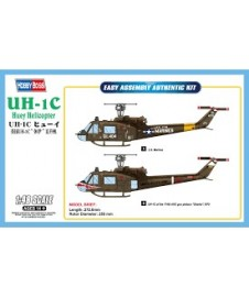 UH-1C HUEY HELICOPTER easy assembly